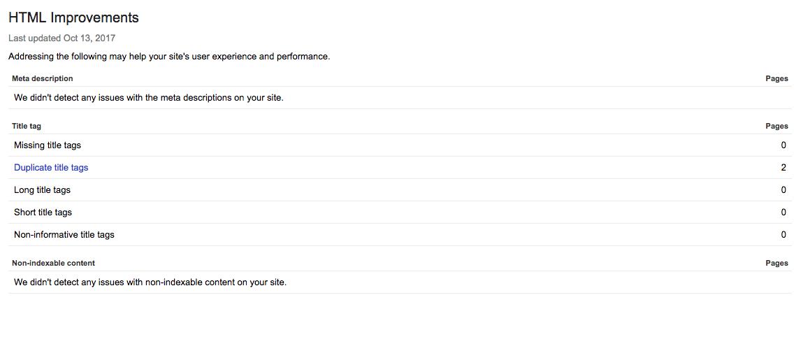HTML改善事項