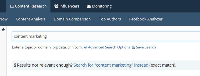 buzzsumo-search