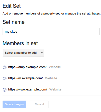 google-search-console-property-set