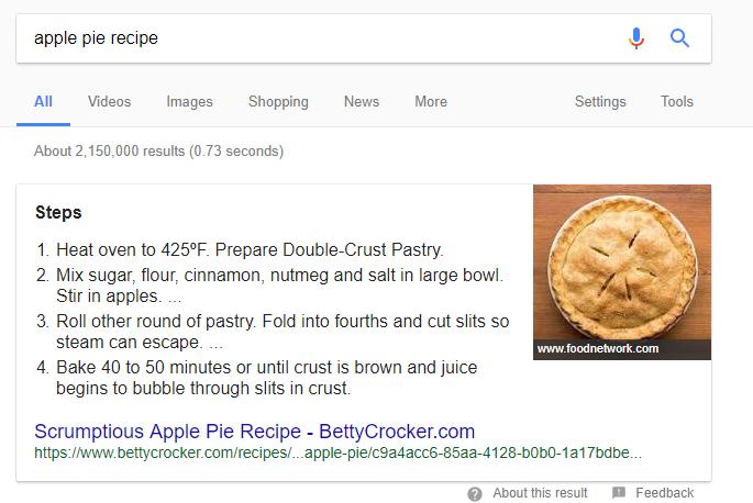 アップルパイレシピ