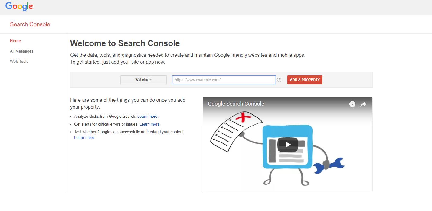 Googleのサーチコンソールとは何か?