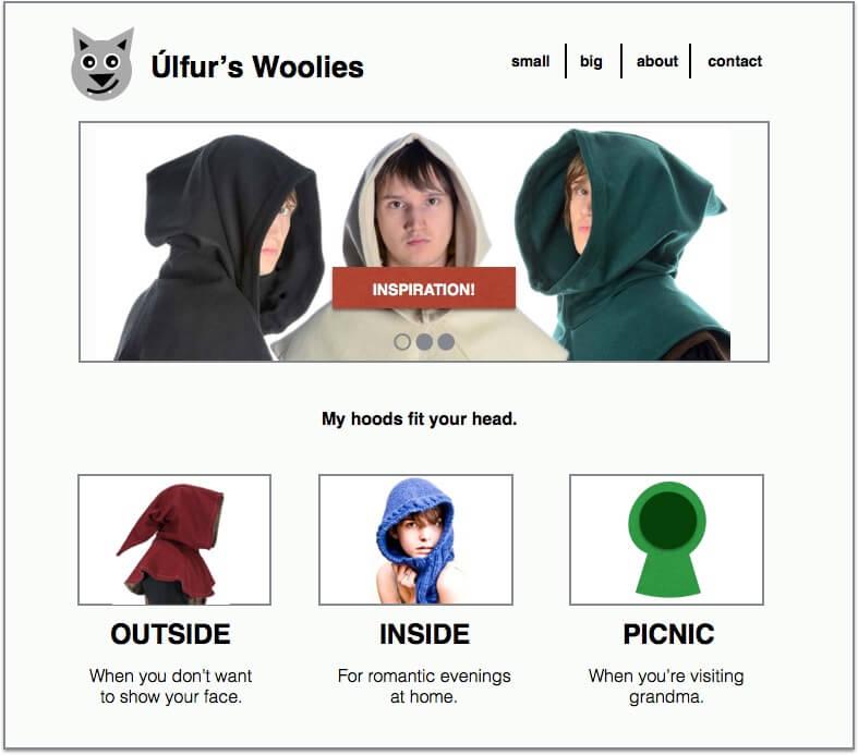 Úlfur's Woolies